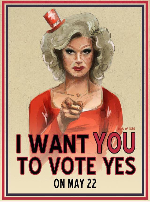 Drag Queen Panti Bliss Shares Thoughts on Ireland's Gay Marriage Referendum