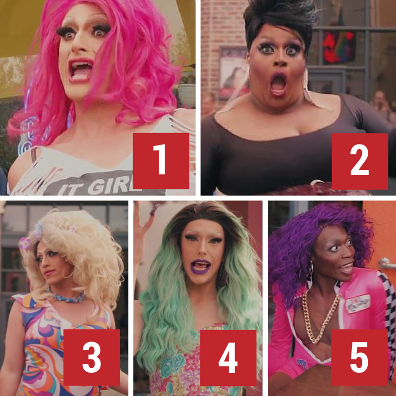 RuPaul, Rhea Litré and More Star in This Amazing New Todrick Hall Video