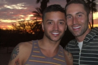 Jai Rodriguez Finds His Pearly White Partner
