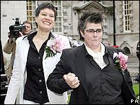 Happy Endings: Civil Unions In The UK