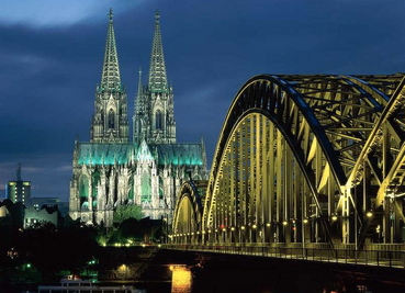Go: Cologne, Germany