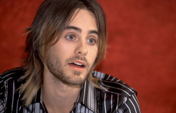 Morning Goods: Jared Leto (Gay As A Goose)