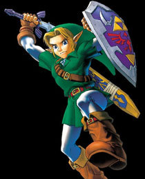 Zelda's Link: Video Game Hottie