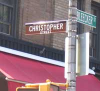 Christopher Street