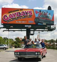 Nearly 150,000 Gays Invade Disney!