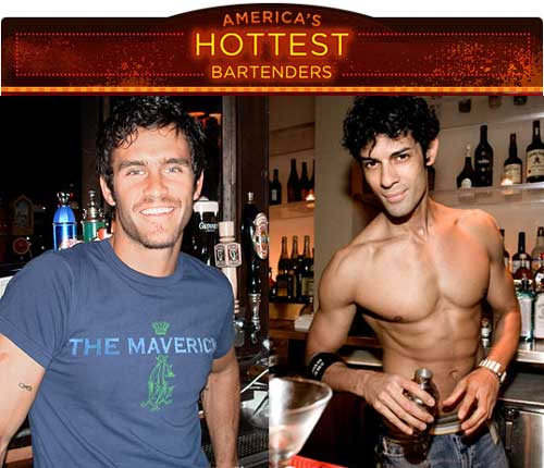 America's Hottest Bartenders