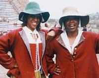 Oprah & Gayle