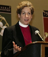First The Gays, Now The Girls: Episcopal Church Split Over New Leader