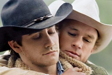 Brokeback Not the First to Bend Over and Take it Like a Man