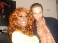 Out There: RuPaul Blows Michael Lucas