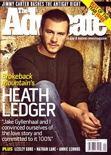 Heath Talks Gay Harrassment