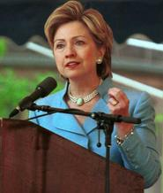 Hillary Clinton Not Married to Gay Marriage