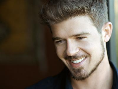 Morning Goods: Robin Thicke