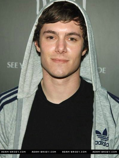 Morning Goods: Adam Brody