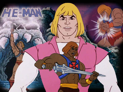 He-Man Is Dragged Out Of The Closet