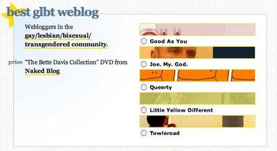 2006 Bloggies
