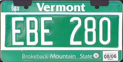 Brokeback, Vermont