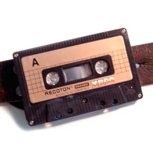 Nice Package: Cassette Belt Buckle