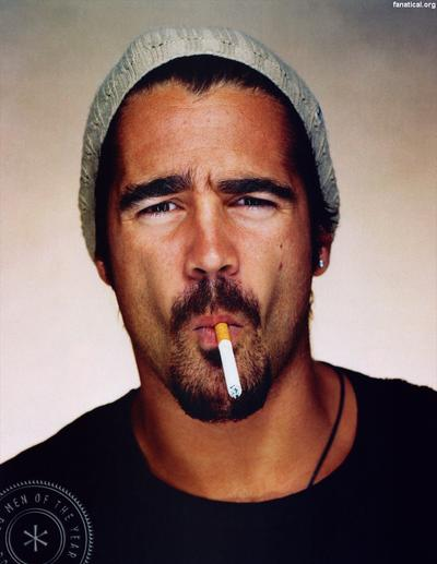 Morning Goods: Colin Farrell