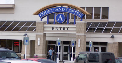 Courtland Mall Flint Michigan