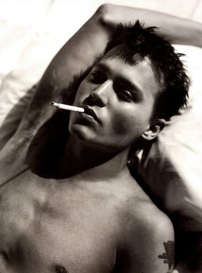 Morning Goods: Johnny Depp