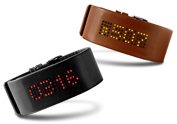 Nice Package: Dot Matrix Watches
