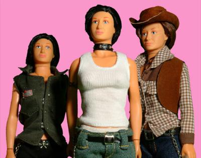 Dyke Dolls