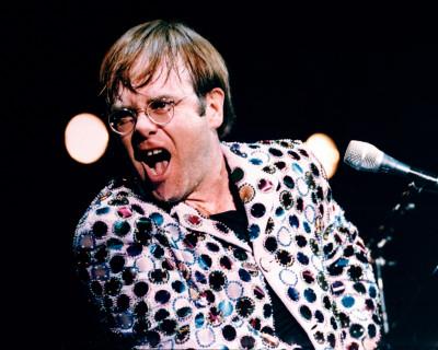 Elton John Sells Hideous Things For Charity