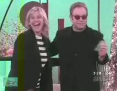 Elton John On 'Ellen'