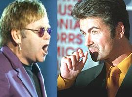 George Michael Blames Elton John