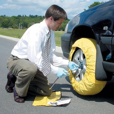 Nice Package: Flat Tire Concierge