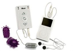 iBuzz music iPod sex toy