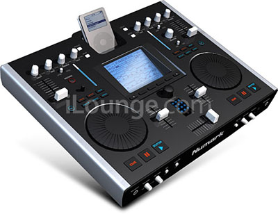 Nice Package: Single iPod DJ Console