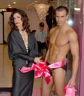Janice Dickinson Opens Modeling Agency