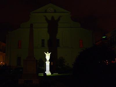 jesus shadow