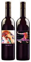 New Limited Edition Madonna Wine