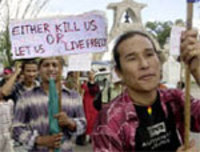 metis protest in Nepal