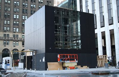 New 24-Hour Apple Store In Manhattan