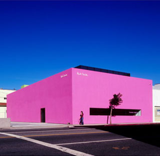 Paul Smith flagship store L.A.