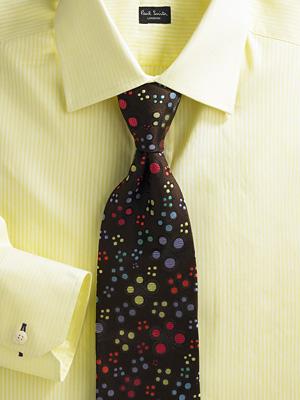 Nice Package: Paul Smith Multi-Dot Tie