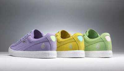 Nice Package: Easter Sneakers