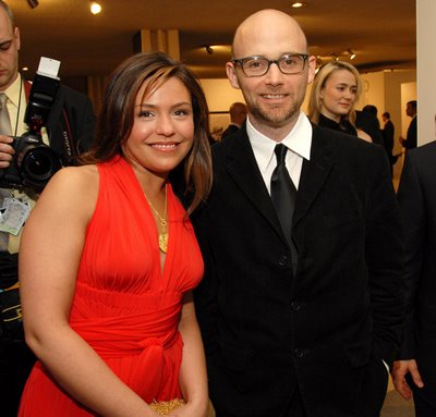 Rachel  Ray and Moby