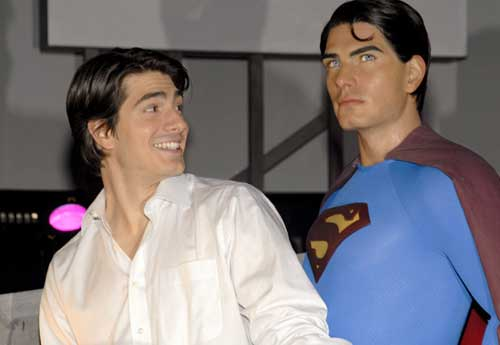 A Brandon Routh You Can Touch, Grope, And Lick