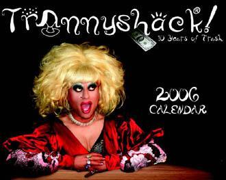 Trannyshack Calendar