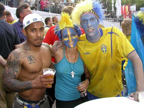 Morning Goods: World Cup Fans