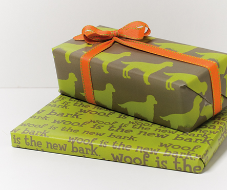 Nice Package: Whimsy Wrapping Paper