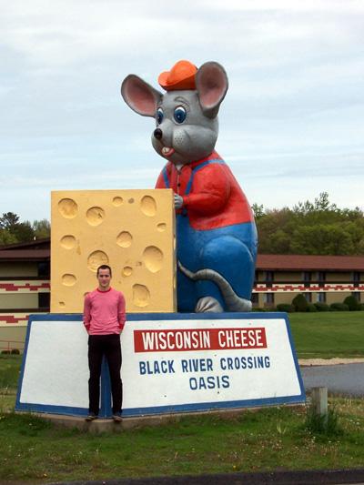 Big Gay Road Trip: Cheese and Potatoes